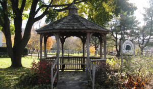 Grounds at Beech Tree Apartments; Berkshire Apartments in Great Barrington, MA